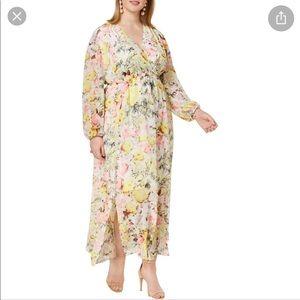 International Concepts Women Printed Maxi Dress